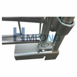 Отделяемое покрытие порошка штабелируя паллет клетки провода металла