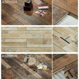 WPCドイツのTechnology 12mm/8mm HDF Handscraped Grain Laminate Flooring