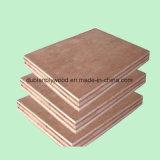 Caliente de la venta de madera contrachapada comercial con alto grado de Pirce barato