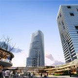 Rappresentazione architettonica residenziale di alta risoluzione di visualizzazione di disegno 3D