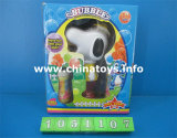Giocattoli di plastica del regalo di promozione, giocattoli di estate, pistola della bolla (1051108)