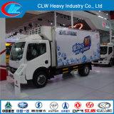 最も熱い販売! ! ! Dongfeng 4X2冷却装置トラック