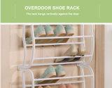ドアの靴ラックタワー12層ラックオルガナイザーのスペース節約の靴ラック上の36のペア