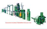 Automobilisolierungs-Kabel-Draht-Produktionszweig Strangpresßling-Maschine