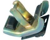Conector de madera galvanizado de encargo de la percha de la vigueta del metal de la INMERSIÓN caliente, perchas de acero galvanizadas de la vigueta
