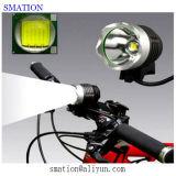 Les meilleures lumières avant de tête de vélo de cycle de lampe-torche de phare pour des bicyclettes