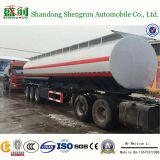3-Axle 50t Chemical Liquid Tanker Truck Trailer