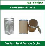Extrato puro 5% Withanolides de 100% Ashwagandha