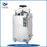 Sterilizer médico vertical cheio do vapor da pressão do aço inoxidável