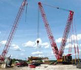 Sany Scc5000A caminhão do guindaste do guindaste de esteira rolante de 500 toneladas
