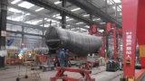 Трейлер бака цемента ISO CCC 38cbm стальной навальный