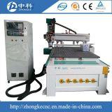 Router de madeira do CNC do ATC da elevada precisão de Zk-