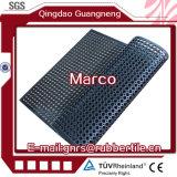 Носить-Упорная резиновый плитка, циновка резины сопротивления масла циновки кухни Anti-Slip резиновый