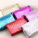 Loja de maquiagem de PVC Gift Packing Organizer Travel Cosmetic Bag