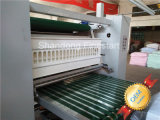 Dampf-Textilfertigstellung, die Maschine vorkrimpt