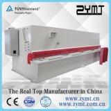 Machine de découpage hydraulique avec la conformité de la CE et d'OIN (QC12K-12*4000)