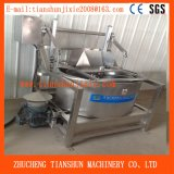 Microplaquetas de batata automáticas Multifunction que Deoiling a máquina Zy-600