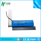 Batería caliente de la herramienta eléctrica de la batería 4000mAh 7.4V de Lipo de la venta