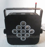9X3w 3in 1 беспроволочное тонкое РАВЕНСТВО СИД с батареей (HC-035A)