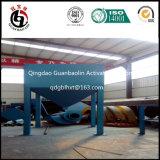 Charbon actif par projet de l'Argentine faisant la machine