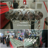 PVC Double und Four Pipe Extrusion Line/Extrusion Machine