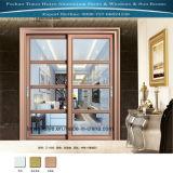Puerta colgante de ofrecimiento de la aleación de aluminio de Foshan Maufacturer