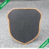 Corrección tejida hombro lavable del forro del gancho de leva y del bucle