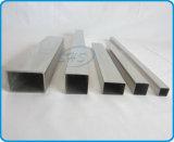 Tubi del quadrato dell'acciaio inossidabile per il corrimano