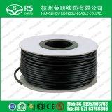 câble coaxial de liaison de TV satellite de 17vatc/17vrtc/17patc Ce/RoHS 75ohm