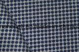Tessuto del jacquard di T/R tinto filato, 64%Polyester 34%Rayon 2%Spandex, 240GSM