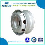 Polier- und geschmiedete Aluminiumlegierung-LKW-Rad-Felge