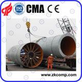 Ciment de haute performance/four rotatoire de dolomite/limette rapide/machine rotatoire de Ceramsite Proppant