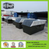 8m Two-Tone Outdoor Chain Lift Bins Door 없음