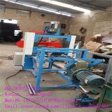 Logarithme naturel ébréchant la machine de copeaux de bois de machine