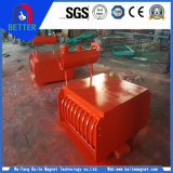 Rcdfの低価格の不用な鉄を除去する自動クリーニング式電気磁気鉄の分離器か中断タイプ鉱山の分離器