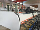 Placa resistente de alta freqüência que articula a máquina