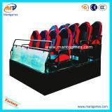 광저우 제조자에서 최신 판매 9d 영화관 극장 유형 트럭 트레일러