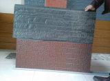 панели стены сандвича металла пены PU 16mm выбитые изоляцией декоративные