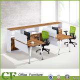 Перегородка Cubcile рабочей станции стола офиса деревянная
