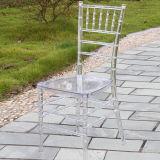 Ghiaccio Tiffany Chair in Clear Color