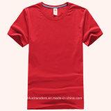 T-shirt prérétréci en gros ordinaire de Lycra pour les hommes