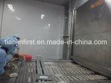 Congelador del túnel de la correa IQF del acero inoxidable