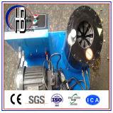 소기업 Hydrolic 호스 주름을 잡는 기계 장비