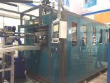 MultifunktionsThermoforming Maschine 2017 der China-Winkel- des Leistungshebelsausstellung-Erscheinen-Maschinen-Yxsf750 (Blatt führendes &Stretching durch Servomotor)