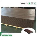 Composé en plastique en bois extérieur de imperméabilisation du plancher WPC