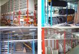 وافق CE متعدد الطابق مستودع عالية الكثافة العلوية الميزانين الاجهاد