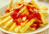 Ketchup de tomate plástica do frasco de 340 G do tipo de Vego