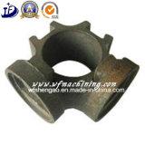 Peças sobresselentes da carcaça de areia do OEM da válvula da haste da carcaça do ferro de molde