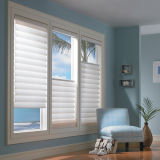 PVC винила спальни Shutters окно