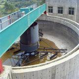 Goldförderung-Verdickungsmittel für das Golderz-Cyanid, das Pflanze auslaugt und Rückstände bereiten auf